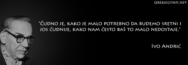 Ivo Andrić Mudraccom